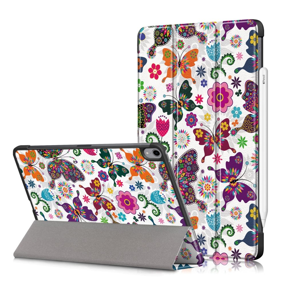 3-Vouw sleepcover hoes - iPad Air (2020) 10.9 inch - Vlinders