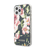 Guess Backcover hoes Floral No. 3 voor de iPhone 12 Pro Max
