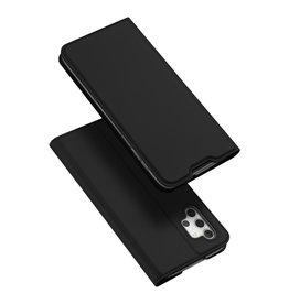 Dux Ducis Dux Ducis - Pro Serie Slim wallet hoes - Samsung Galaxy A32 5G - Zwart