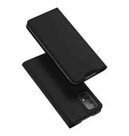 Dux Ducis Dux Ducis - Pro Serie Slim wallet hoes -Samsung Galaxy A52  - Zwart