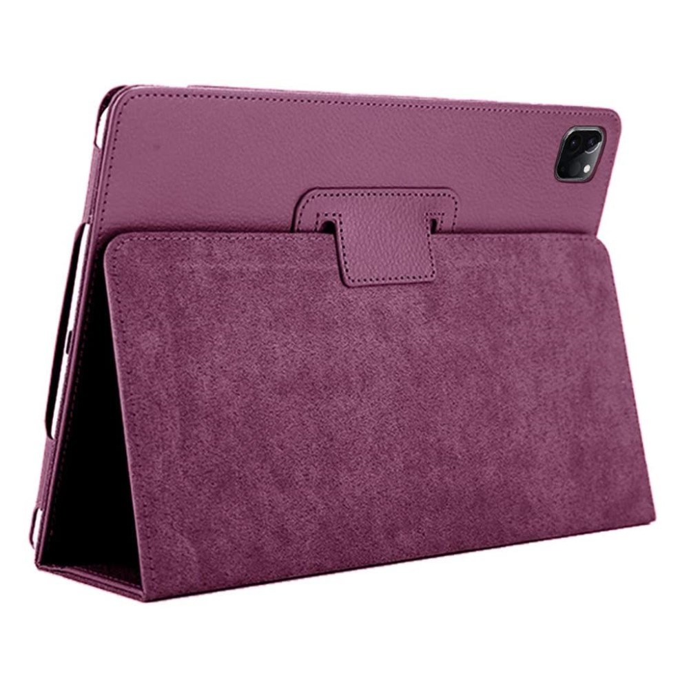 Lunso - Stand flip sleepcover hoes - iPad Pro 11 inch (2020) - Paars