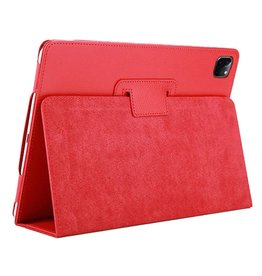 Lunso Lunso - Stand flip sleepcover hoes - iPad Pro 11 inch (2020) - Rood