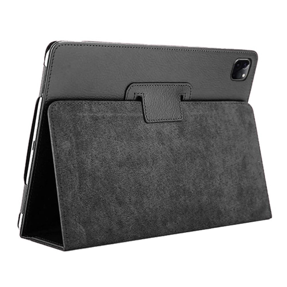 Lunso - Stand flip sleepcover hoes - iPad Pro 11 inch (2020) - Zwart