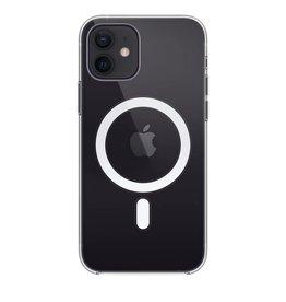 Lunso Lunso - Acryl Magsafe Softcase hoes -  iPhone 12 Mini  - Transparant