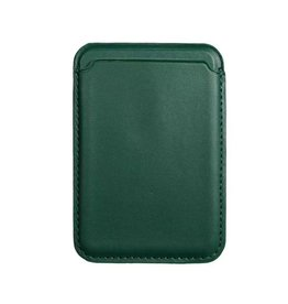 Lunso Lunso - Magsafe cardholder / pasjeshouder - iPhone 12 Serie - Groen