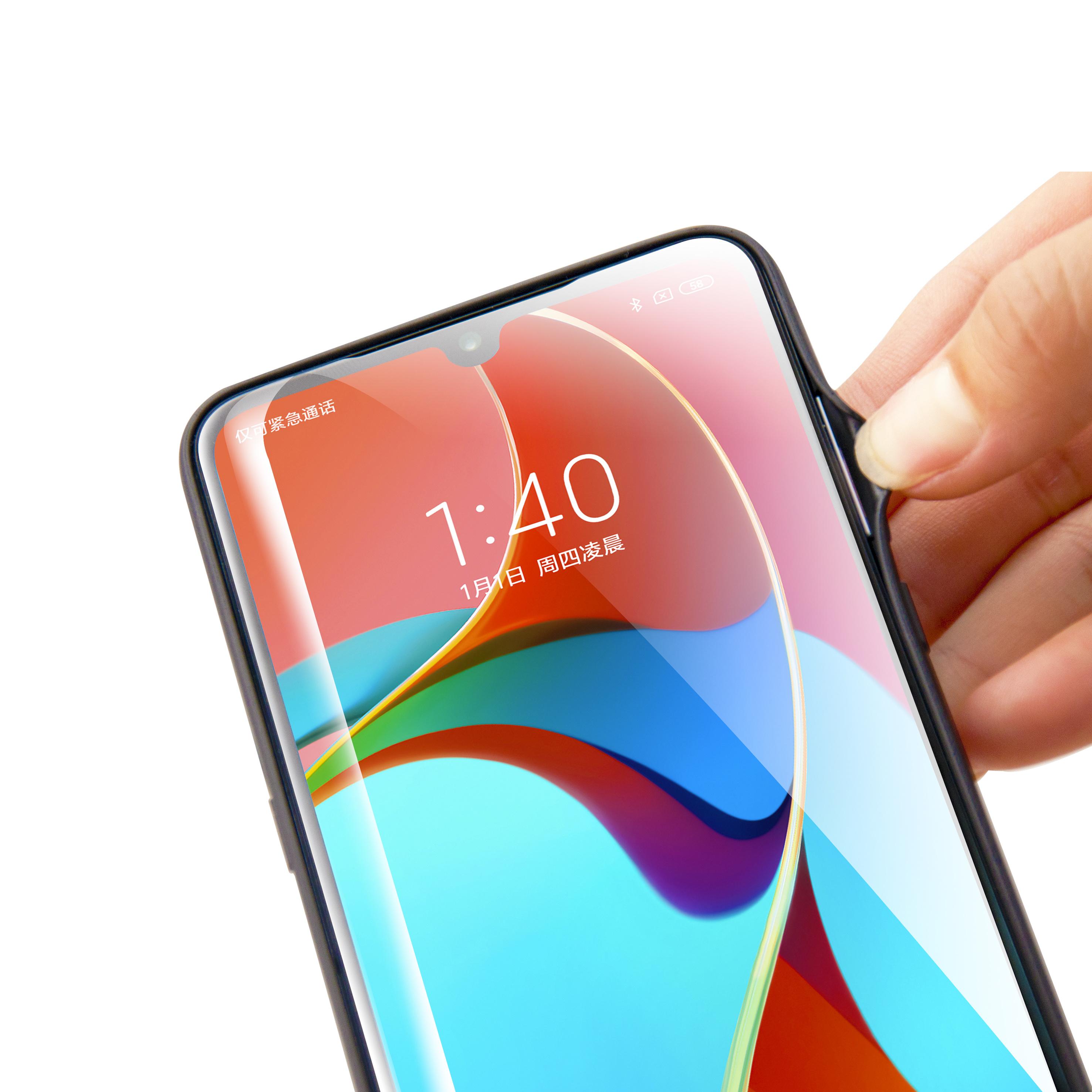Lunso Samsung Galaxy S21 Battery Power Case hoes 4800 mAh Zwart