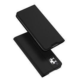 Dux Ducis Dux Ducis - Slim bookcase hoes - Samsung Galaxy A32 4G - Zwart