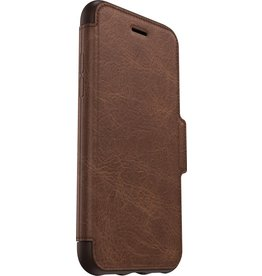 Otterbox Otterbox - Strada Case wallet hoes - iPhone 7 / 8 / SE (2020) - Bruin