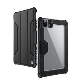Nillkin Nillkin - Armor Sleepcover Stand hoes - iPad Pro 11 inch (2020) / iPad Air (2020) - Zwart