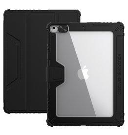 Nillkin Nillkin - Armor Sleepcover Stand hoes - iPad 10.2 inch (2019-2020) - Zwart