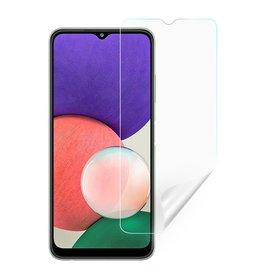 Lunso 2 stuks beschermfolie - Samsung Galaxy A22 4G