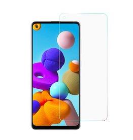 Lunso 2 stuks beschermfolie - Samsung Galaxy A22 5G