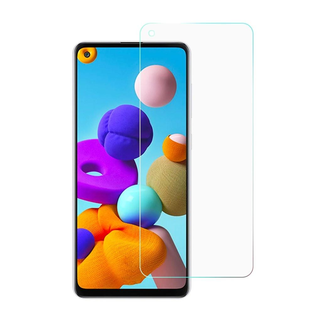Lunso Samsung Galaxy A22 5G (2 stuks) beschermfolie/screenprotectors