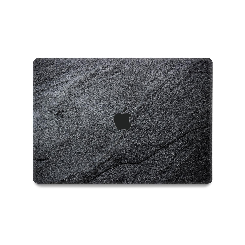 Lunso MacBook Pro 13 inch (2020) cover beschermhoes Black Stone