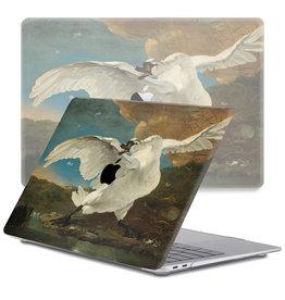 Lunso Lunso - cover hoes - MacBook Air 13 inch (2018-2019) - De Bedreigde Zwaan