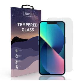 Lunso Lunso - Gehard Beschermglas - Full Cover Tempered Glass - iPhone 13 Mini
