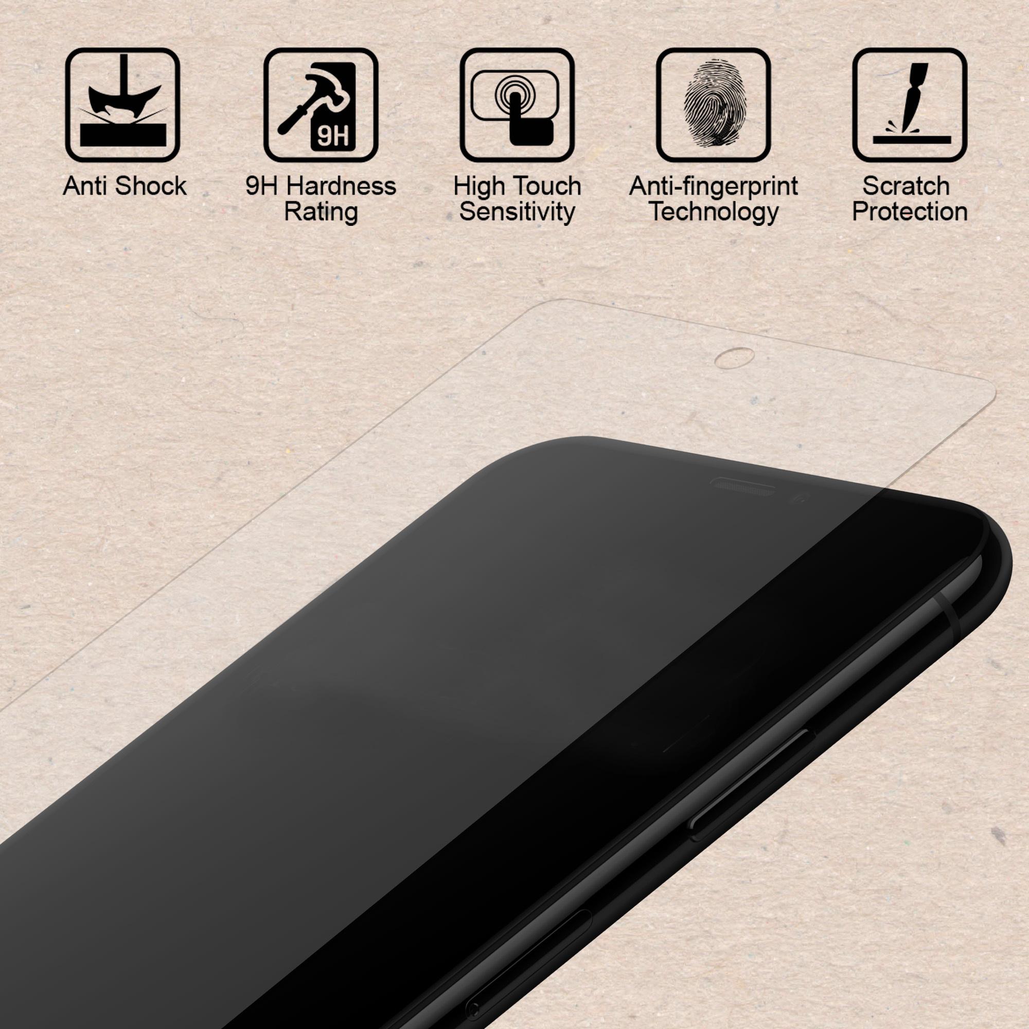 Lunso Gehard beschermglas (Tempered Glass) voor de iPhone 13 Pro Max