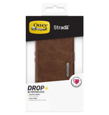 Otterbox iPhone 13 Pro Max - Strada Case wallet hoes - Bruin
