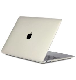 Lunso Lunso - cover hoes - MacBook Air 13 inch (2020) - Candy Rock Grey