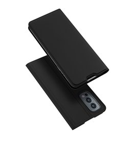 Dux Ducis Dux Ducis - Pro Serie Slim wallet hoes - OnePlus Nord 2 - Zwart