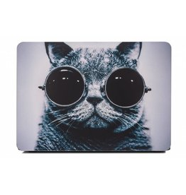 Lunso Lunso - cover hoes - MacBook Pro 13 inch (2016-2019) - Coole kat