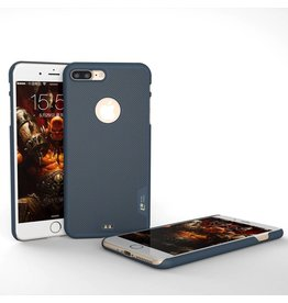 Loopee dunne hardcase hoes iPhone 7 Plus / 8 Plus blauw