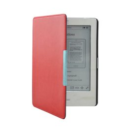Lunso Lunso - flip hoes - Kobo Touch 1 (6 inch) - Rood