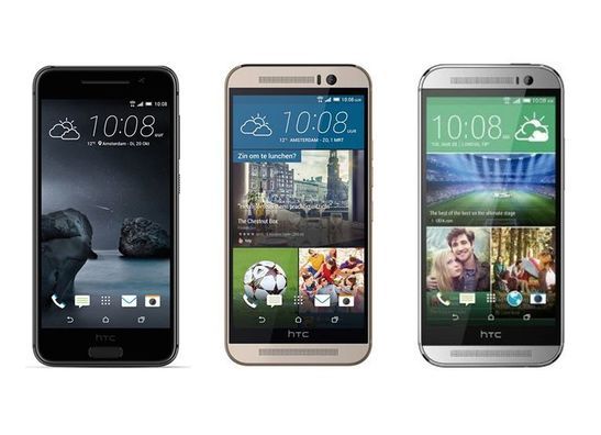 HTC One modellen