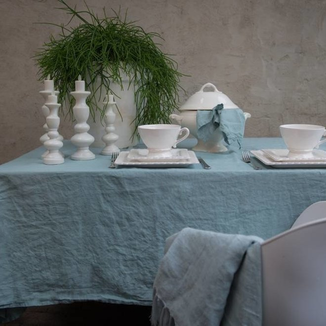 Maxime tablecloth and napkin