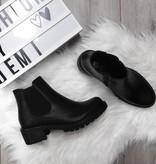 Denise Boots Zwart