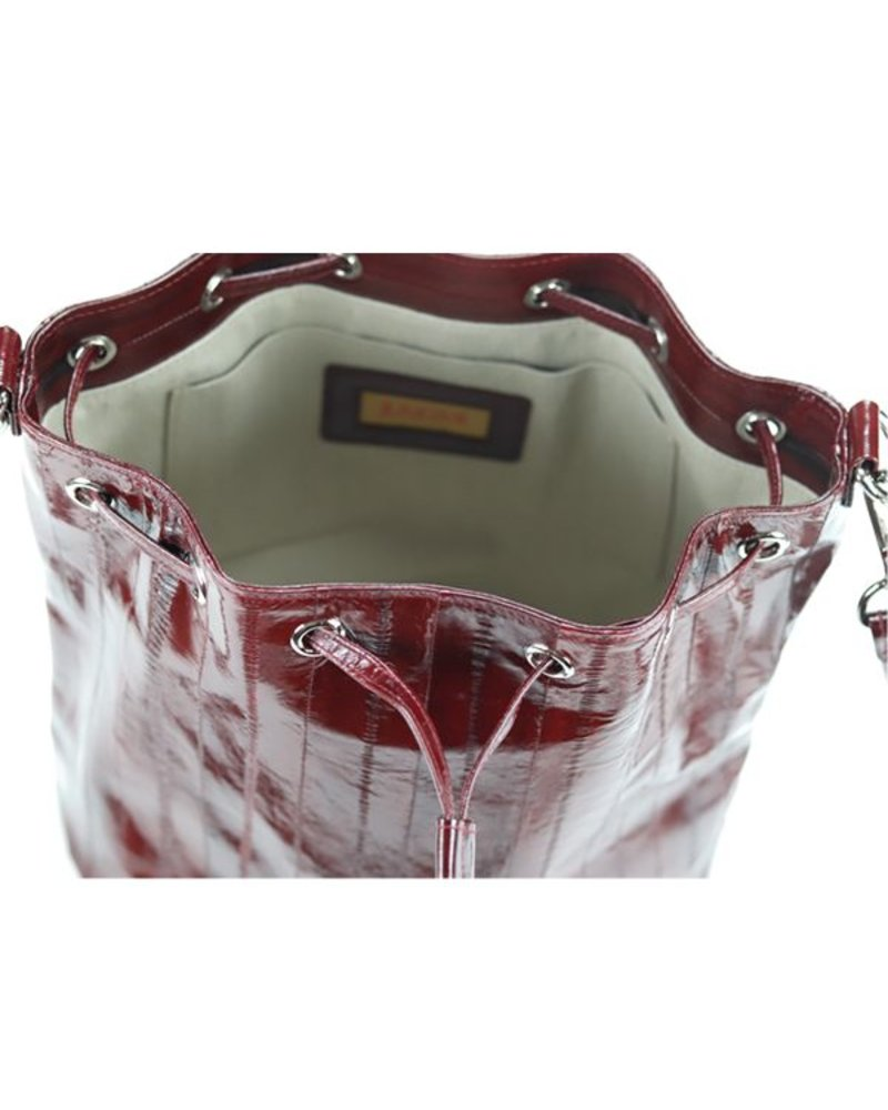 JUNGMI Zerlina medium bucket bag