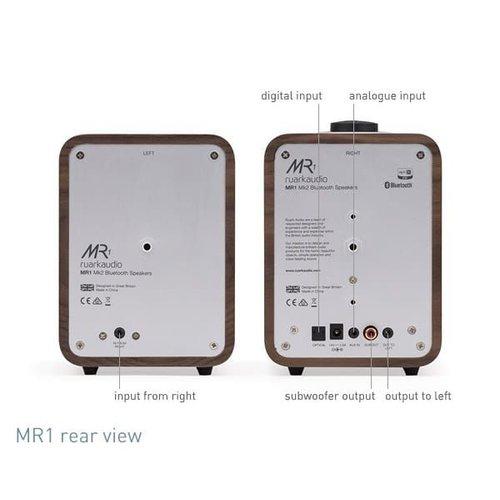 Ruark Audio Ruark Audio MR1 Mk2 draadloos stereo muzieksysteem,.