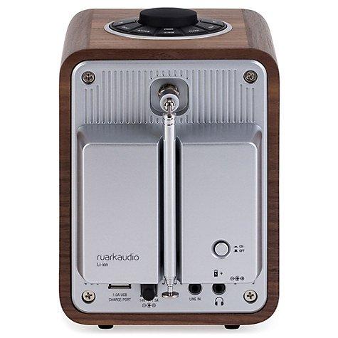 Ruark Audio RUARK AUDIO BATTERIJ BACKPACK MK2 voor R1 & MR1 (OPLAADBARE)