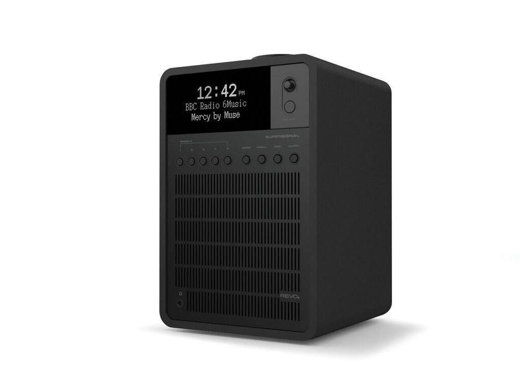 Revo SuperSignal radio met FM, DAB+ en aptX Bluetooth