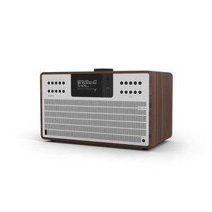 Revo SuperCD - Internetradio - Bluetooth - Walnoot/Zilver