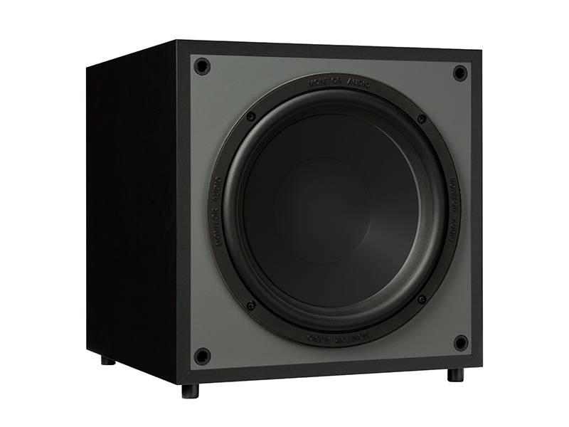 Monitor Audio Monitor MRW-10 Zwart - Actieve Subwoofer