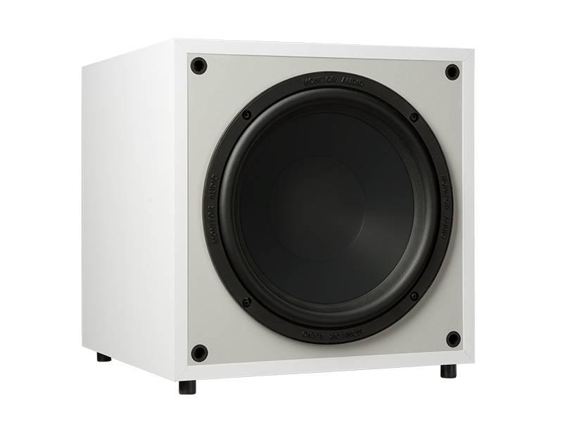 Monitor Audio Monitor MRW-10 Wit - Actieve Subwoofer