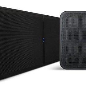Bluesound Pakketprijs: Pulse Soundbar + 2X Pulse Flex Surround Systeem  - Zwart