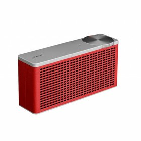 Geneva Hifi-Sound Touring XS - Draagbare Bluetooth Speaker - Rood