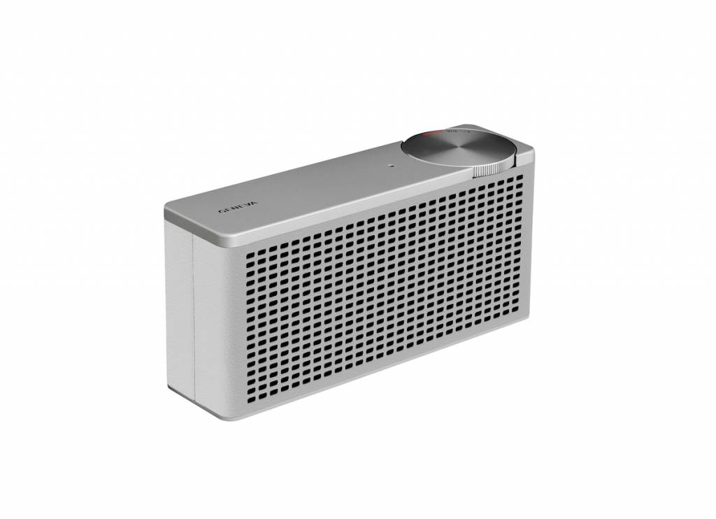 Geneva Hifi-Sound Touring XS - Draagbare Bluetooth Speaker - Wit