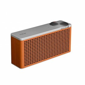 Geneva Hifi-Sound Touring XS - Draagbare Bluetooth Speaker - Cognac