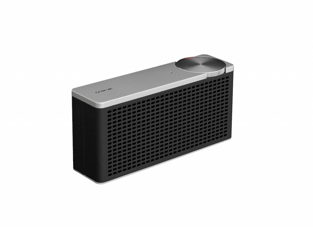Geneva Hifi-Sound Touring XS - Draagbare Bluetooth Speaker - Zwart