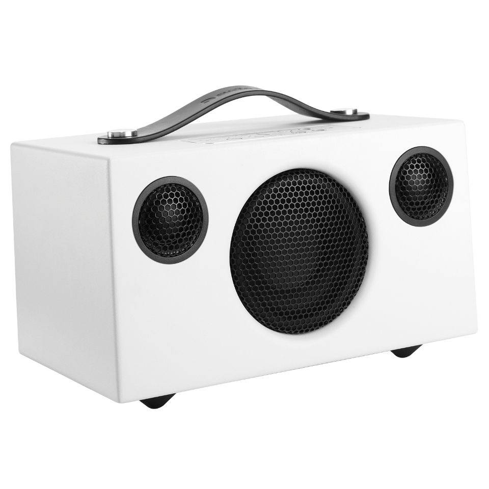 Audio Pro Addon C3 - Wifi  Speaker- Bluetooth - Apple Airplay - Zwart - Wit
