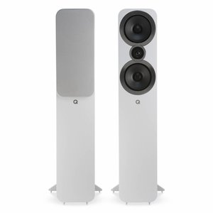 Q Acoustics 3050i - Vloerstaande Speakers - Wit ( per paar )