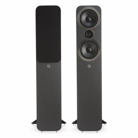 Q Acoustics 3050i - Vloerstaande Speakers - Grafiet  (per paar)