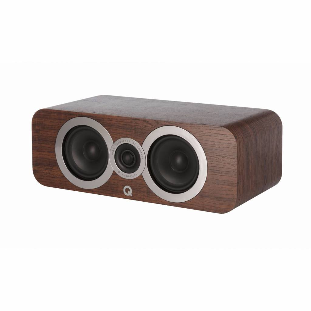 Q Acoustics 3090Ci - Center Speaker - Walnoot