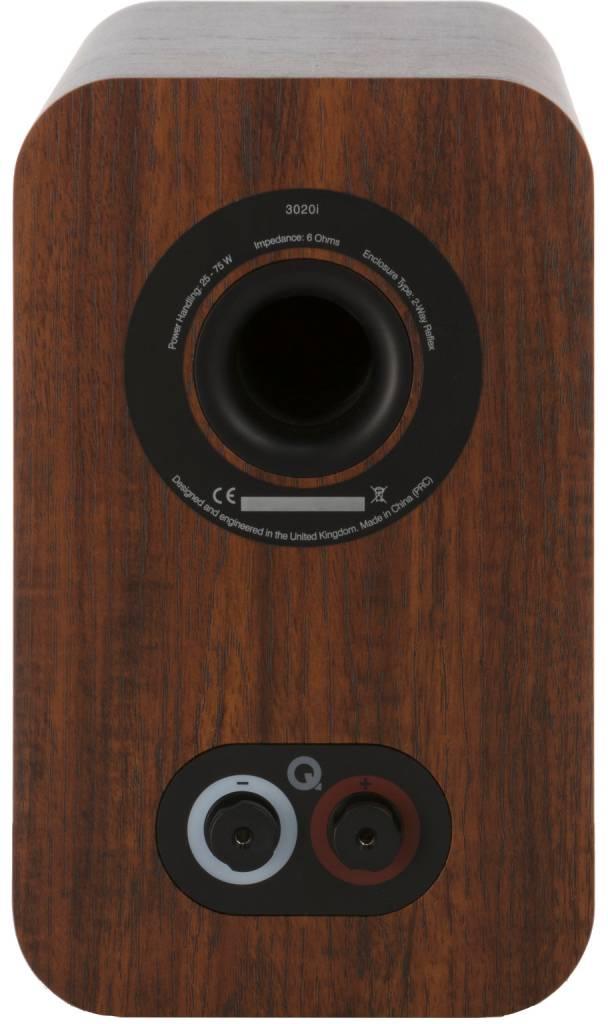 Q Acoustics Q-Acoustics 3020i - Boekenplank Luidsprekers