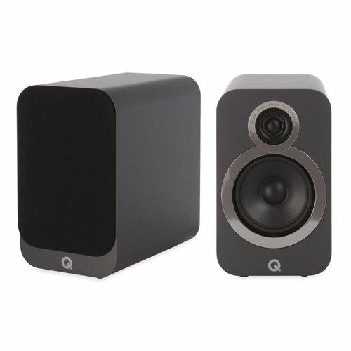 Q Acoustics Q-Acoustics 3020i - Boekenplank Luidsprekers - Grijs