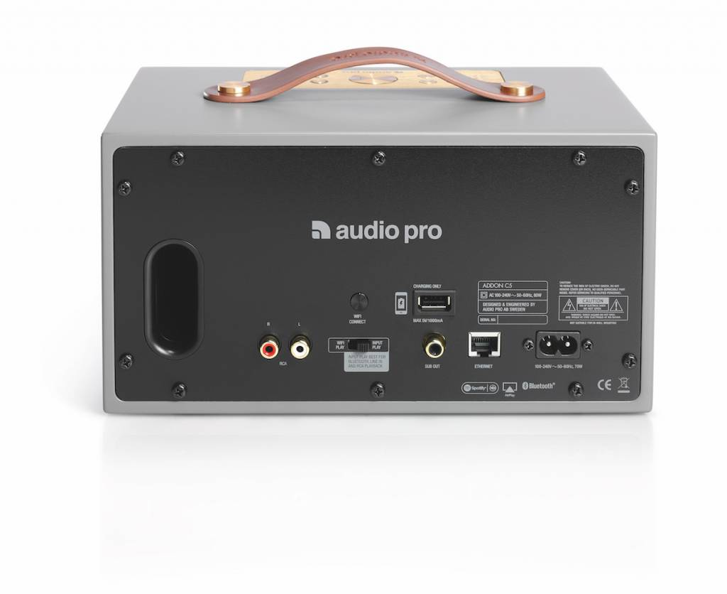 Audio Pro Audio Pro Addon C5 Alexa - Wifi  Speaker- Bluetooth - Apple Airplay