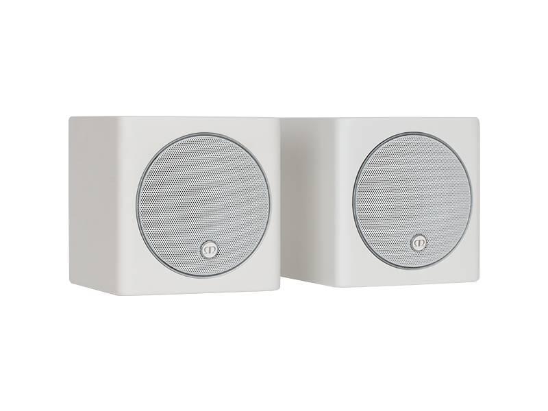 Monitor Audio Radius 45 - Satelietluidspreker - Satijn Wit  (Per Paar)